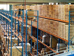Складирование и хранение грузов
